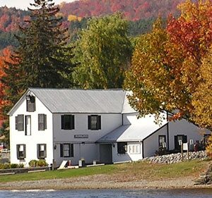 The Schroon Lake Boathouse Theatre