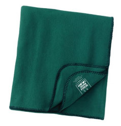 Stadium Blanket Forest Green