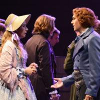 Cosette Marius Meet